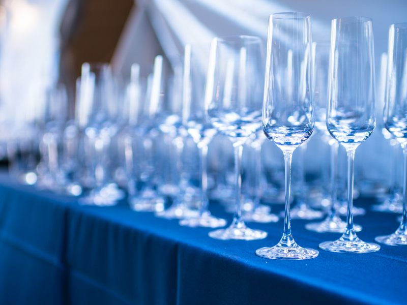 Rent Glassware in Fort Worth TX