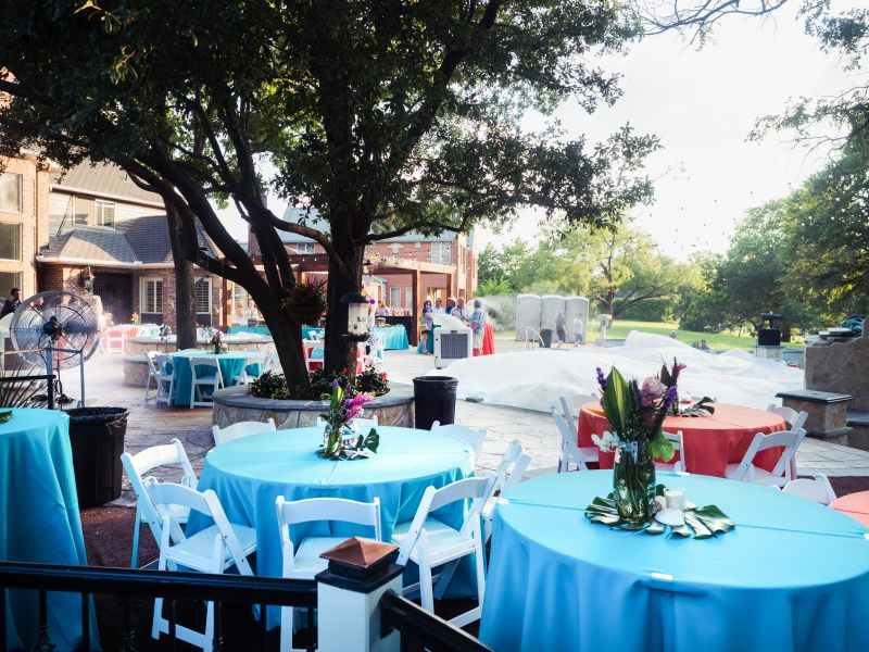 Party Rentals in the Dallas-Fort Worth area