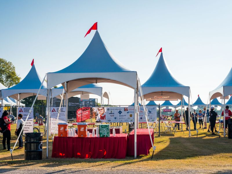 Tent Rentals in the Dallas-Fort Worth area