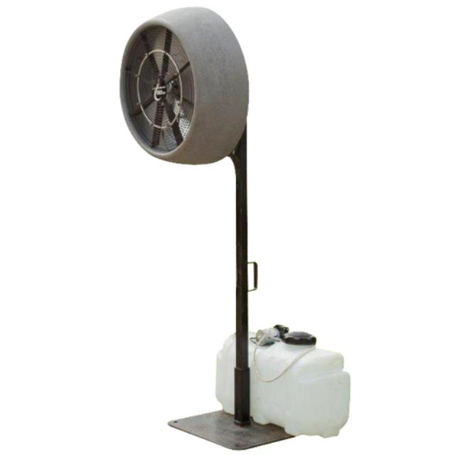 Where to rent FAN, HIGH POWERED MISTING FAN in Ft. Worth Texas