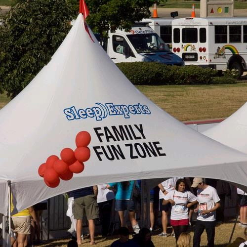 Where to rent TENT GRAPHICS in Ft. Worth Texas