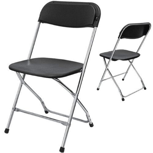 Where to rent BLACK   CHROME CHAIR in Ft. Worth Texas
