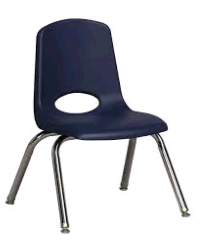 Where to rent CHILDREN S CHAIR STACKABLE NAVY in Ft. Worth Texas