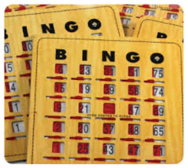 Where to rent BINGO CARDS in Ft. Worth Texas