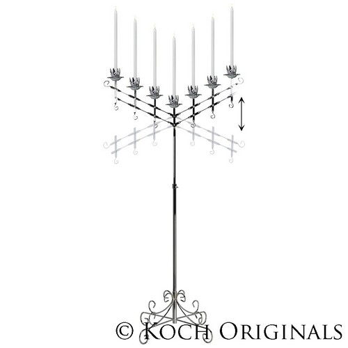 Where to find 9 LT BI-FOLD CANDELABRA in Fort Worth