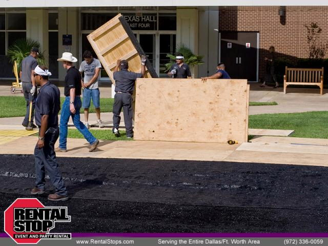 Where to find SUBFLOOR OPTIONS in Fort Worth