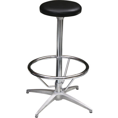 Rent Bar Stools Stool 12 Inch Black Leather Rd