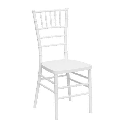 Where to rent WHITE CHIAVARI CHAIR in Ft. Worth Texas