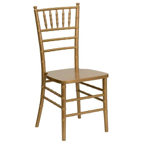 Where to rent GOLD CHIAVARI CHAIR in Ft. Worth Texas