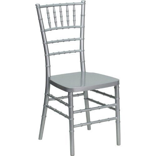 Where to rent SILVER CHIAVARI CHAIR in Ft. Worth Texas