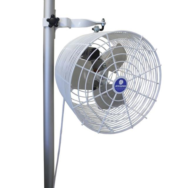 Heating/Cooling TENT POLE FAN MOUNTED & Rent tent pole fan mounted Fort Worth TX | TENT POLE FAN MOUNTED ...