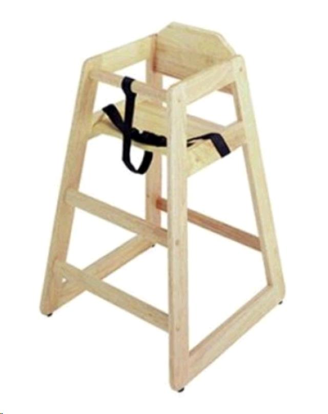 Where to rent WOOD HIGH CHAIR in Ft. Worth Texas