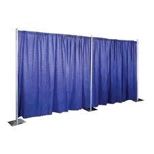 Where to rent Pipe Drape Run 10 w x 14 h  Velour in Ft. Worth Texas
