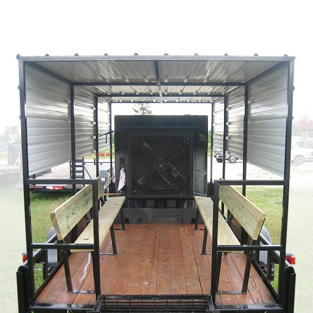 Where to find COOLING TRAILER in Fort Worth