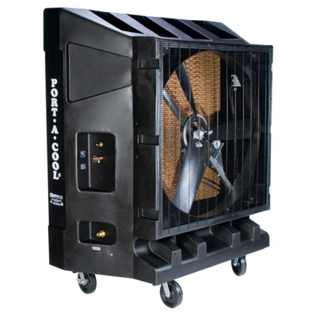 Where to rent LARGE COOLING UNIT, BLACK in Ft. Worth Texas