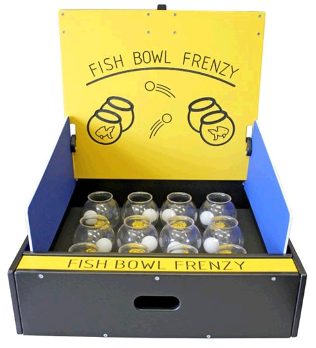 Where to rent GAME, FISH BOWL FRENZY in Ft. Worth Texas