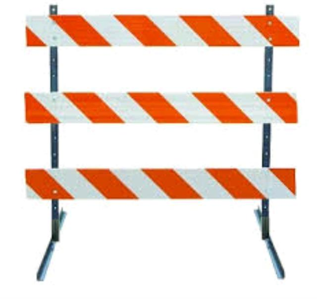 Where to find ROAD BARRICADE TYPE III in Fort Worth