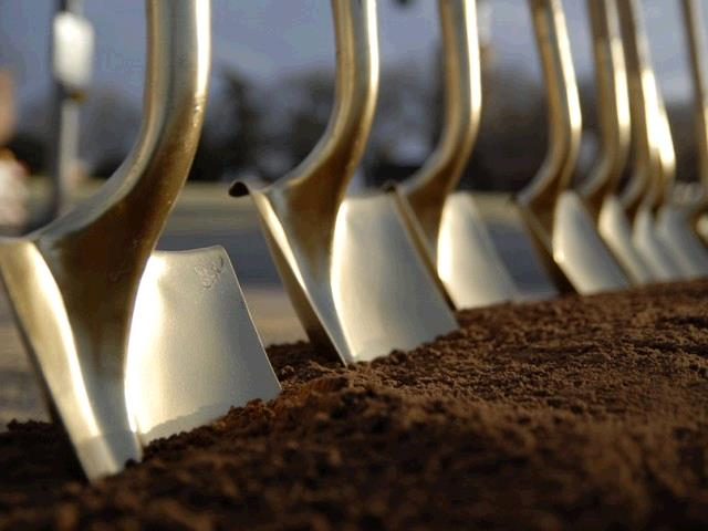 Where to find SHOVEL FOR GROUND BREAKING in Fort Worth